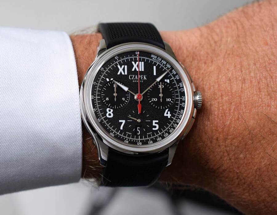 Czapek Faubourg de Cracovie California Dreamin' Chronograph watch Review