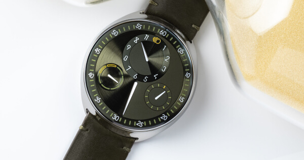 Ressence Type 1 Slim X (Price, Pictures and Specifications)