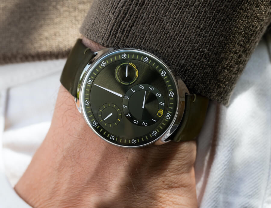 Ressence Type 1 Slim X Watch Review