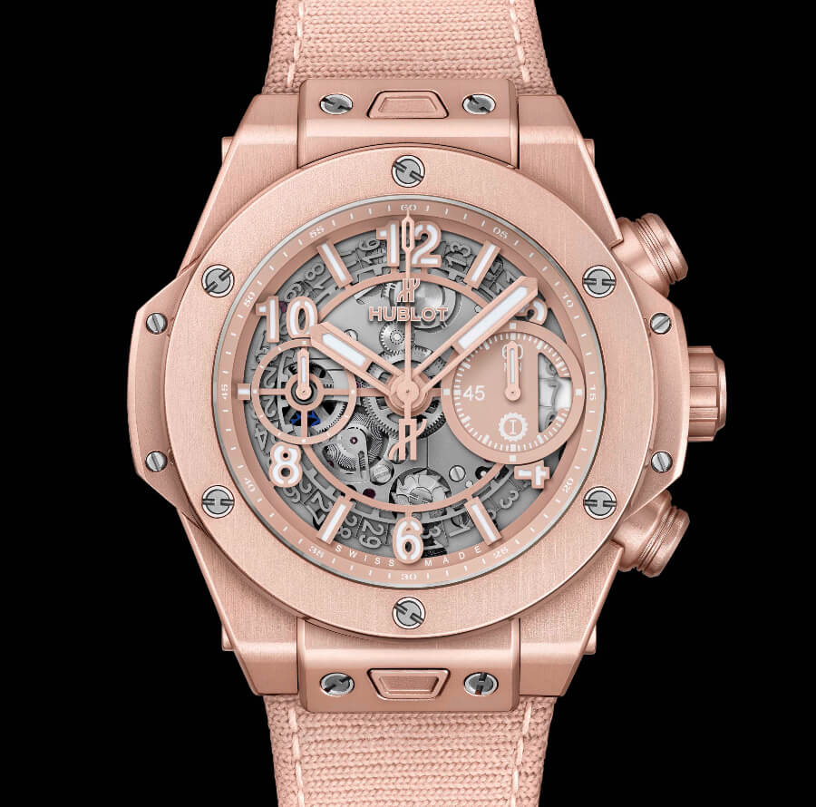 The New Hublot Big Bang Millennial Pink