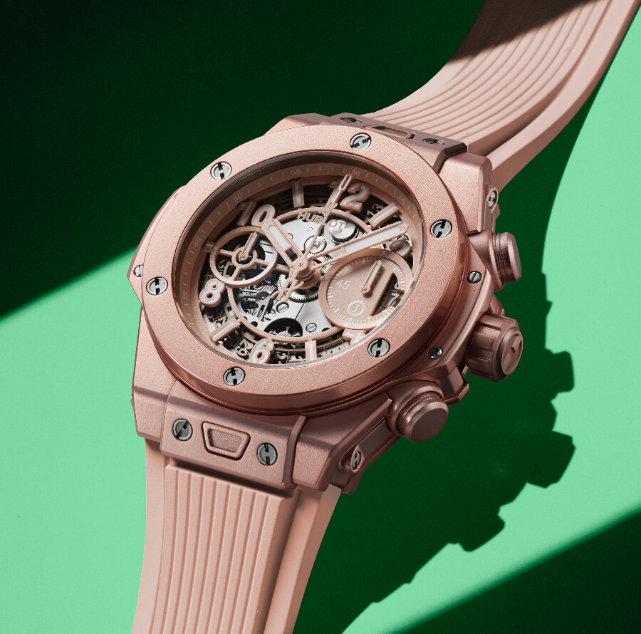 Best Watches of 2020 Hublot Big Bang Millennial Pink