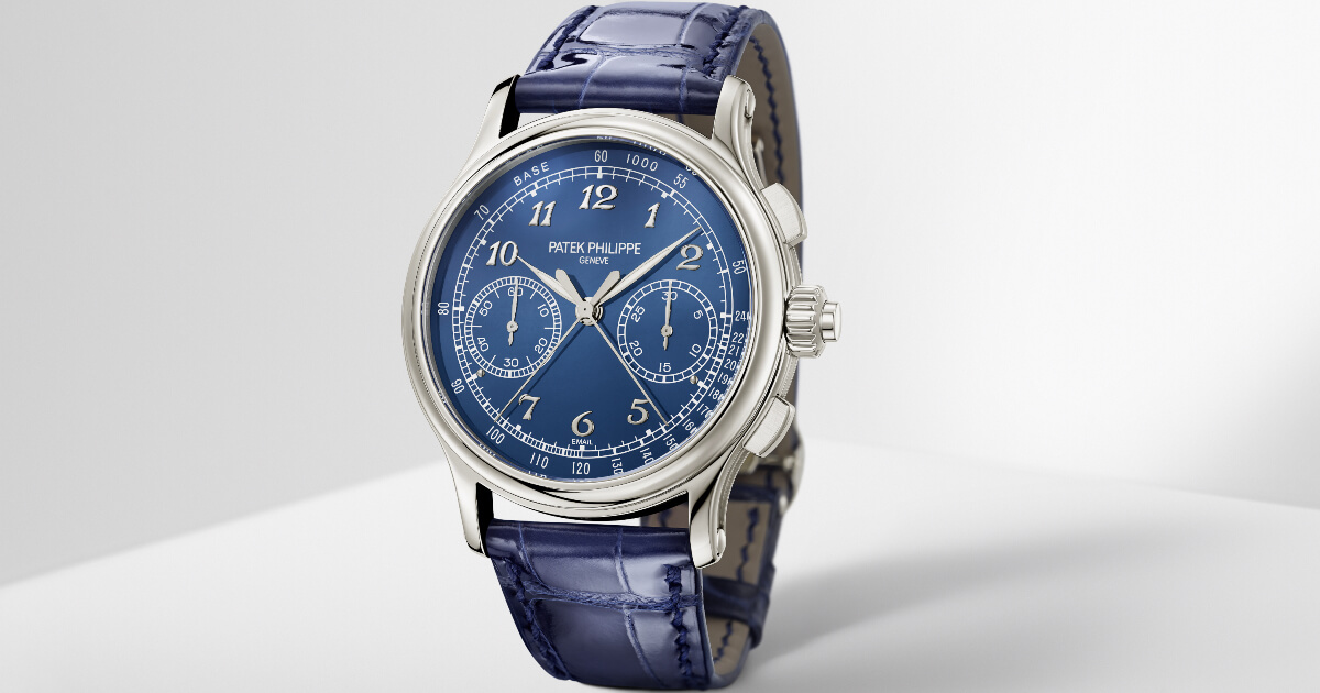 Patek Philippe Ref. 5370P-011 Split-Seconds Chronograph (Price, Pictures and Specifications)