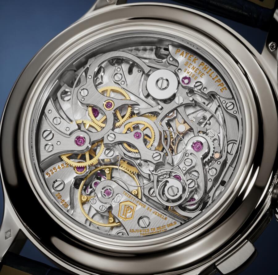 Patek Philippe Ref. 5370P-011 Split-Seconds Chronograph In House Movement