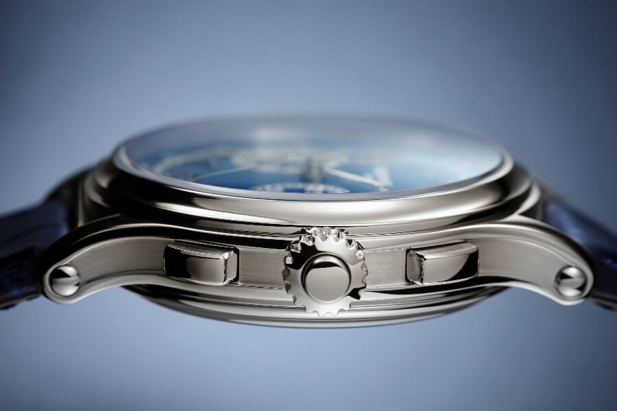Patek Philippe Ref. 5370P-011 Split-Seconds Chronograph Case