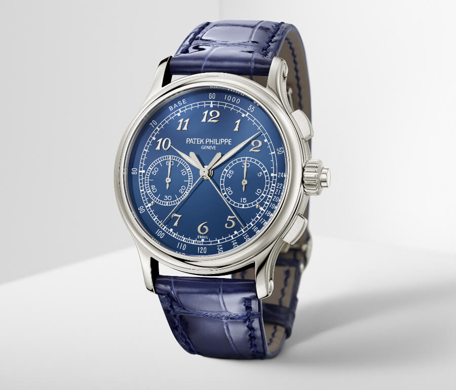 Patek Philippe Ref. 5370P-011 Split-Seconds Chronograph Watch Review