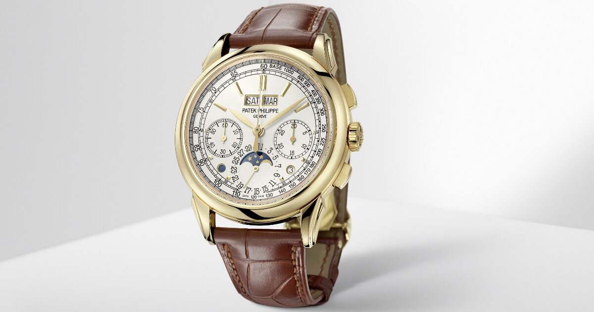 Patek Philippe Ref. 5270J-001 Perpetual Calendar Chronograph (Price, Pictures and Spacifications)
