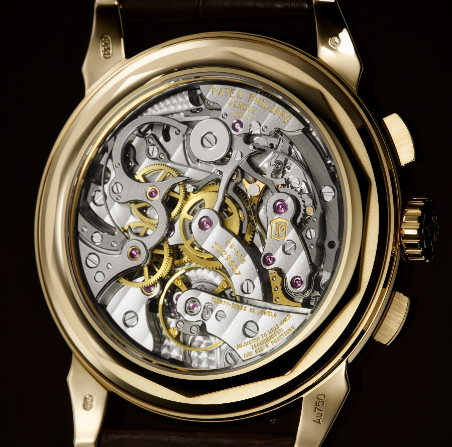 Patek Philippe Ref. 5270J-001 Perpetual Calendar Chronograph In House Movement