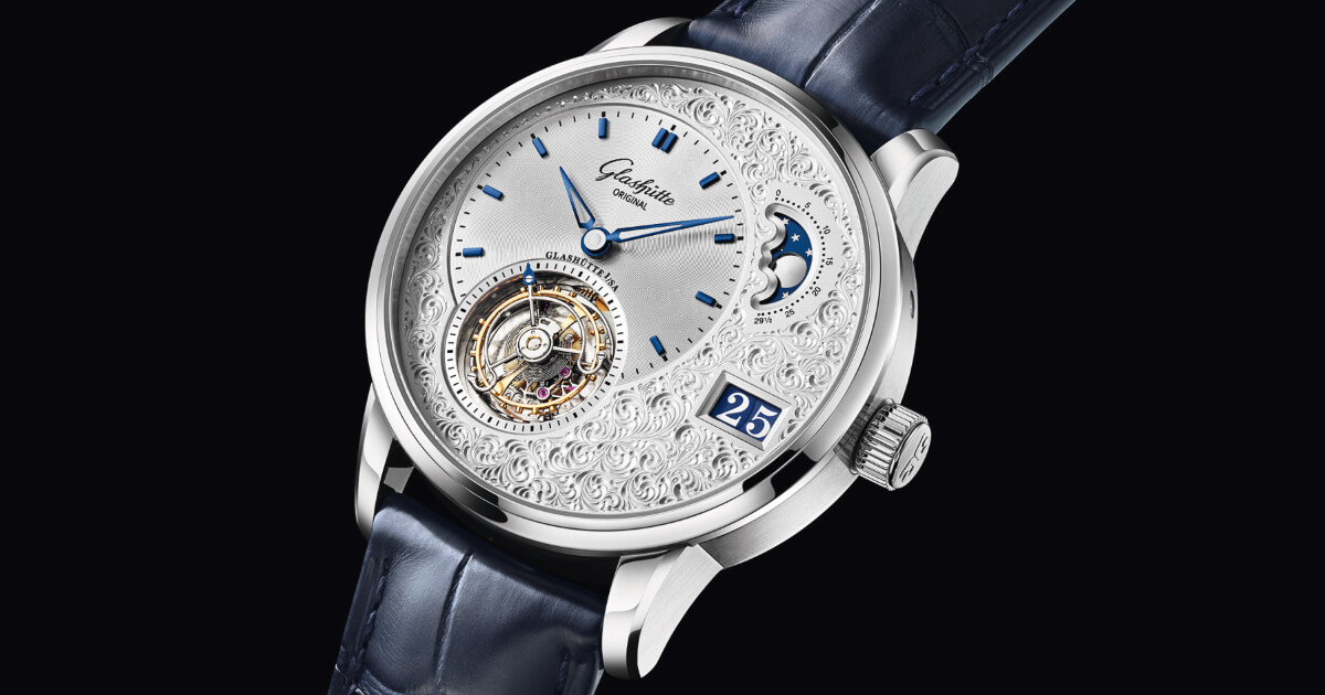 Glashütte Original PanoLunarTourbillon Limited Edition (Price, Pictures and Specifications)