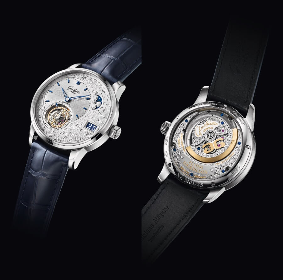 Glashütte Original PanoLunarTourbillon Limited Edition