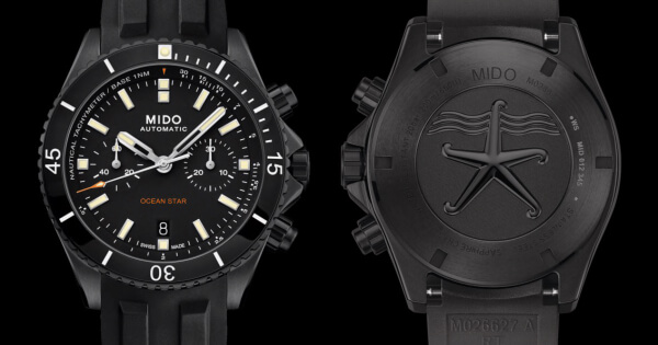 Mido Ocean Star Chronograph (Price, Pictures and Specifications)