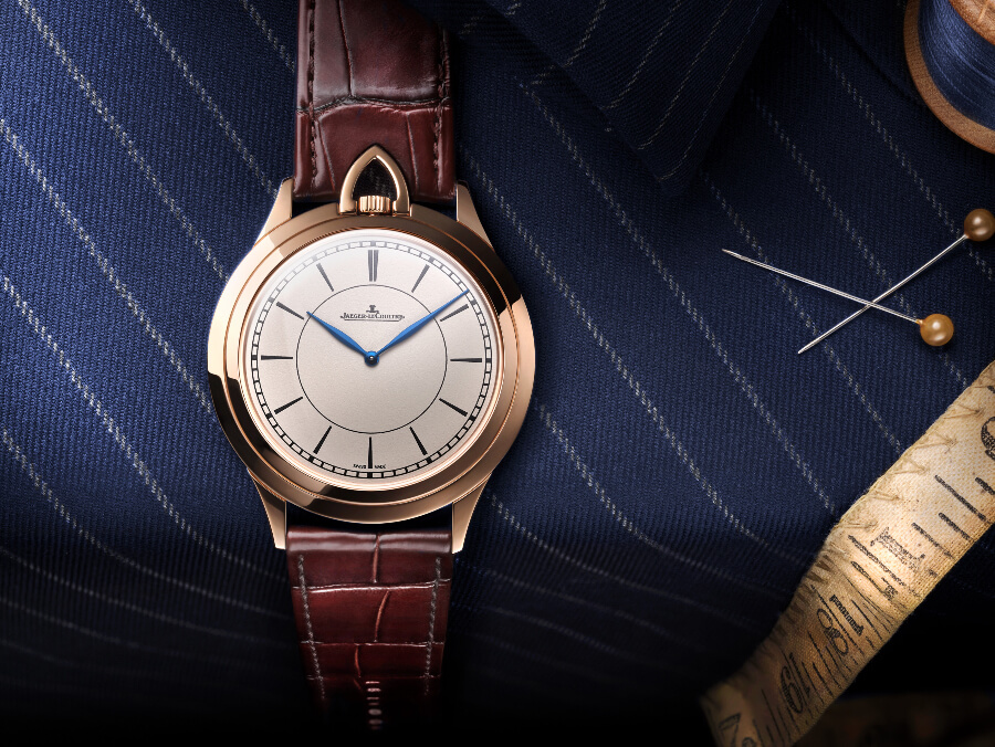 The New Jaeger-LeCoultre Limited Edition Master Ultra Thin Kingsman Knife