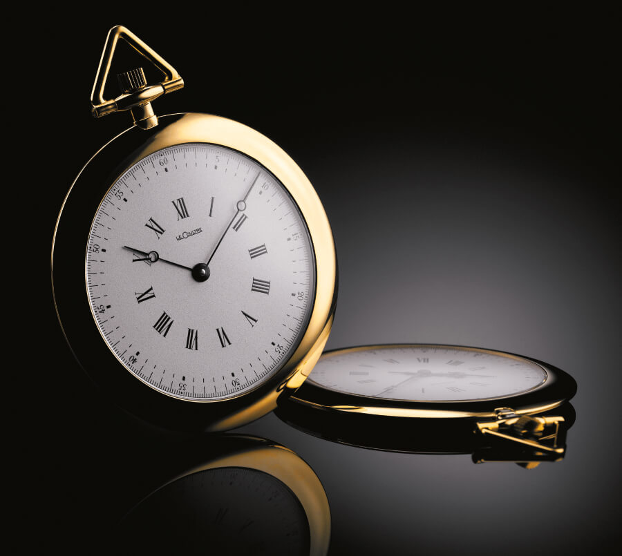 calibre 145 knife pocket watch