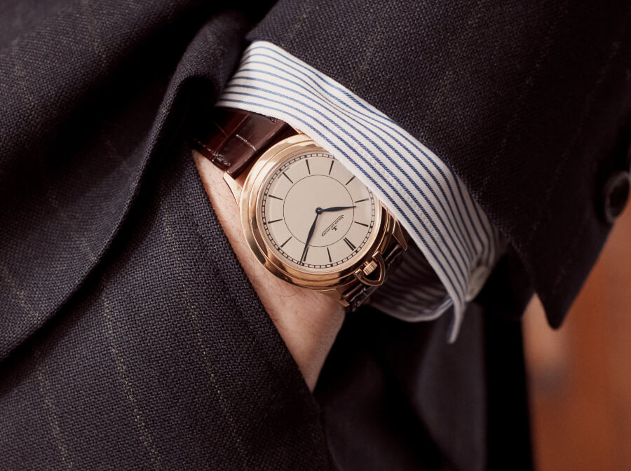 Jaeger-LeCoultre Limited Edition Master Ultra Thin Kingsman Knife Watch Review
