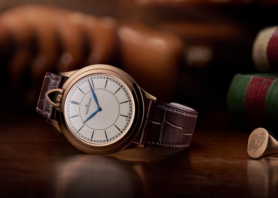 Jaeger-LeCoultre Limited Edition Master Ultra Thin Kingsman Knife Hands On
