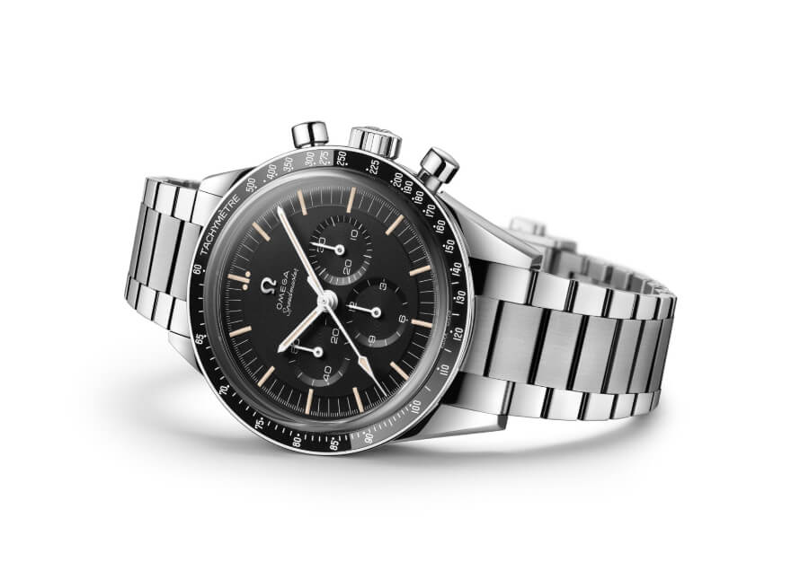 The New Omega Speedmaster Moonwatch 321 Stainless Steel