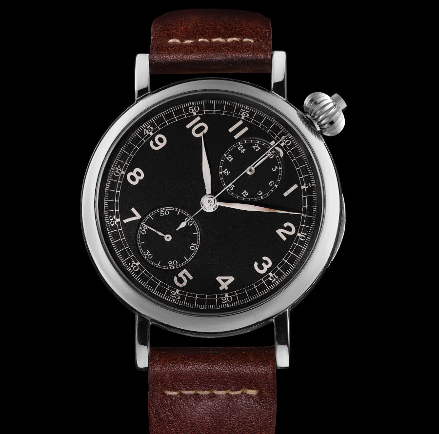 The New Longines Avigation Watch Type A-7 1935