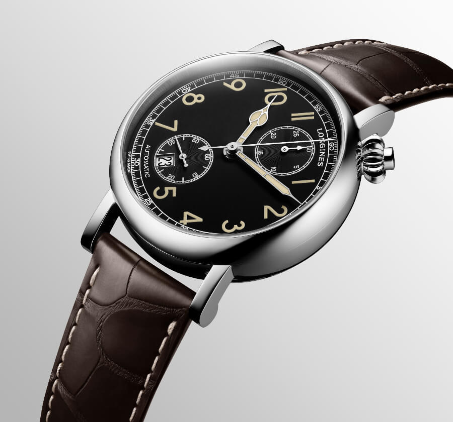 Longines Avigation Watch Type A-7 1935 Watch Review