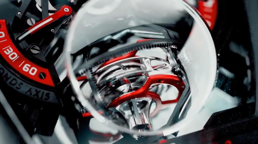 Franck Muller Vanguard Revolution 3 Skeleton