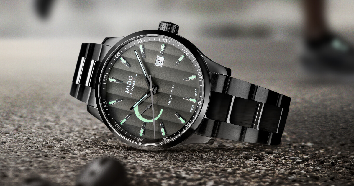 Mido Multifort Power Reserve (Price, Pictures and Specifications)
