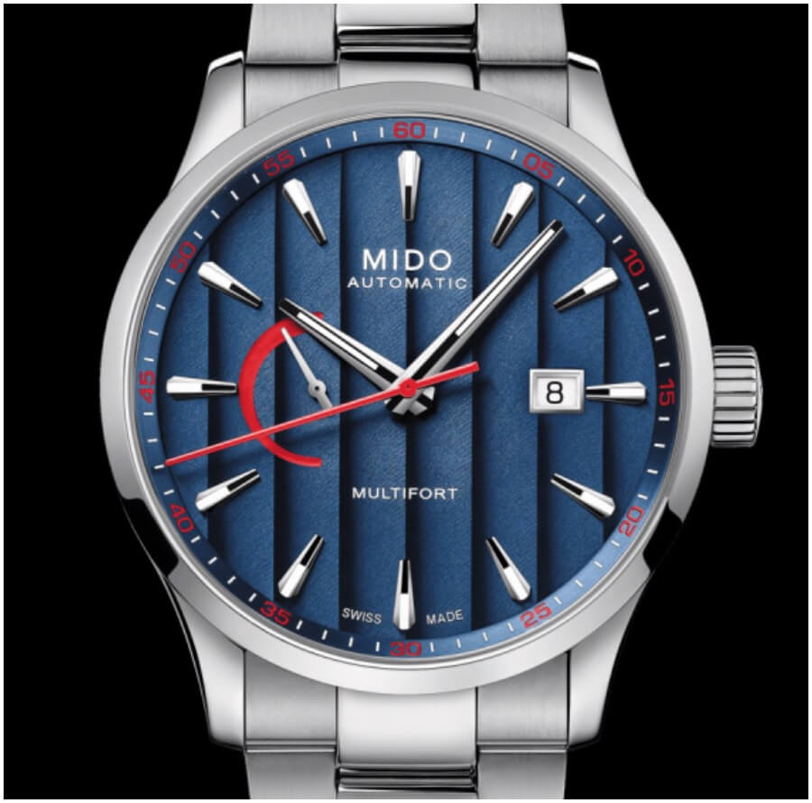 The New Mido Multifort Power Reserve