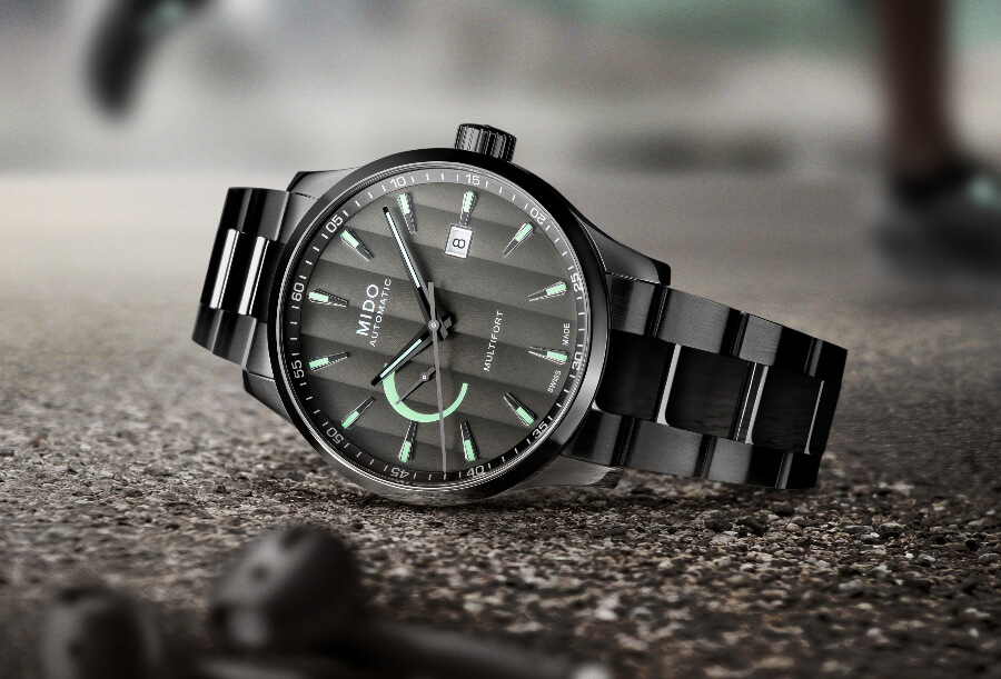 Mido Multifort Power Reserve Watch Review