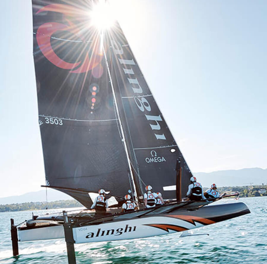 Alinghi Team