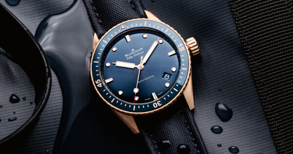 Blancpain Fifty Fathoms Bathyscaphe Sedna (Price, Pictures and Specifications)