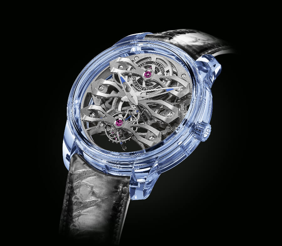 Girard-Perregaux Quasar Azure Watch Review
