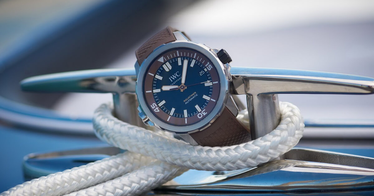 "IWC Aquatimer Automatic Edition ""Boesch"" (Price, Pictures and Specifications)"