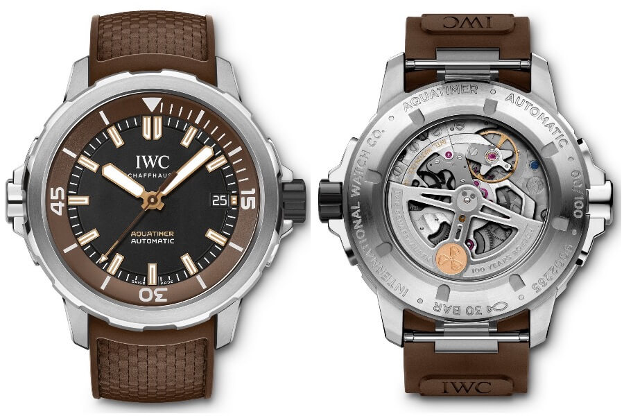 "IWC Aquatimer Automatic Edition ""Boesch"""