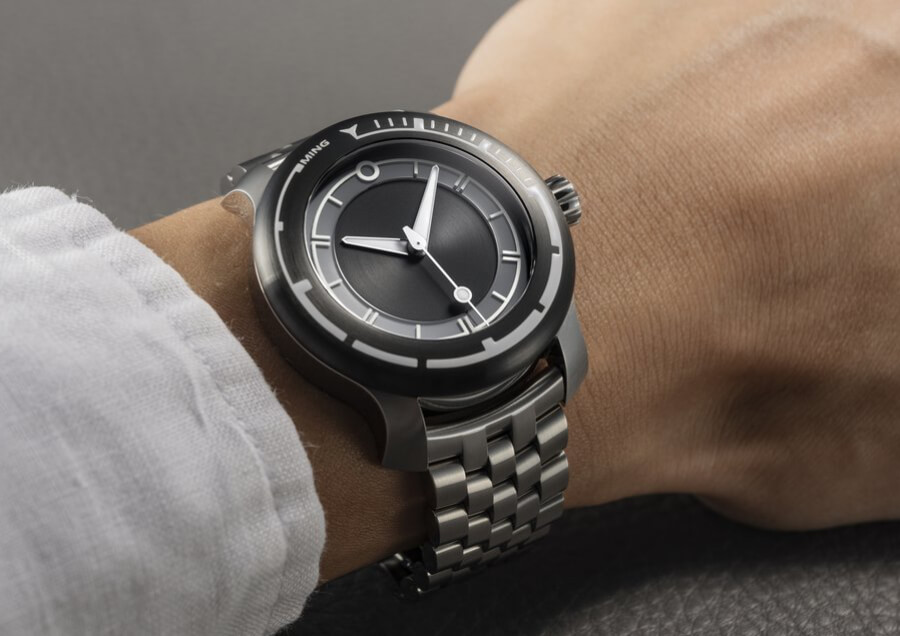 Ming 18.01 H41 Watch review