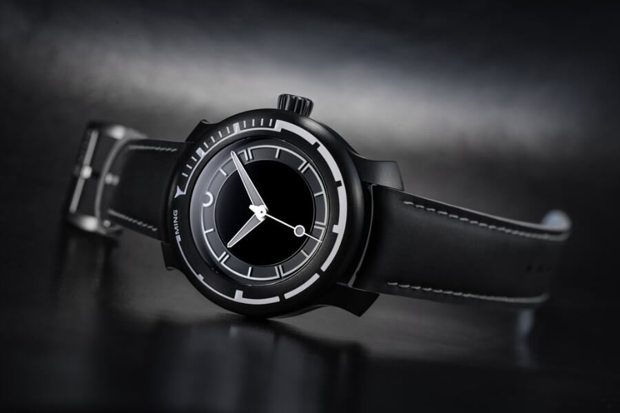 The New Ming 18.01 H41 Watch