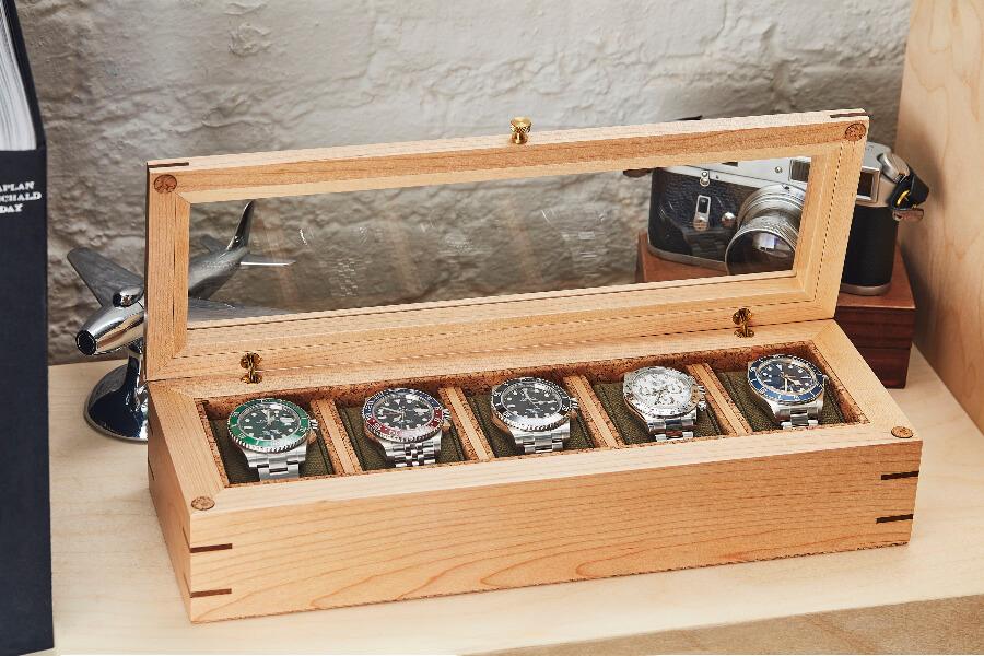 Rolex Watch Collection