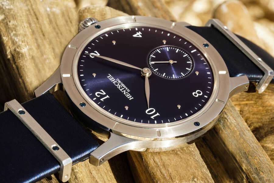 German Watch Hentschel H2 Atlantis Platinum