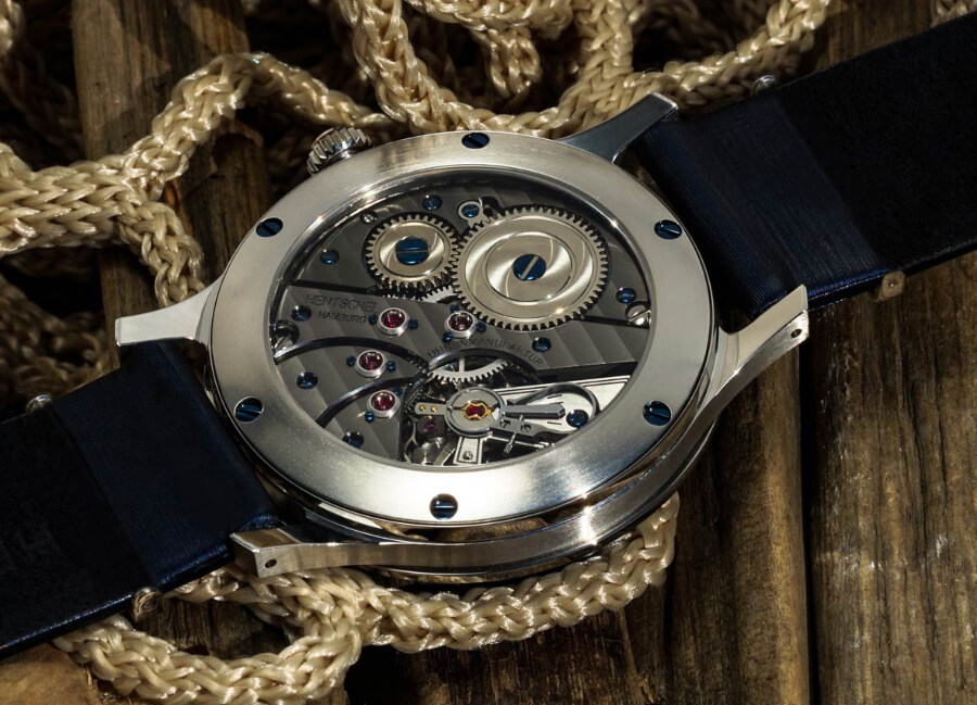 Hentschel H2 Atlantis Platinum In House Movement