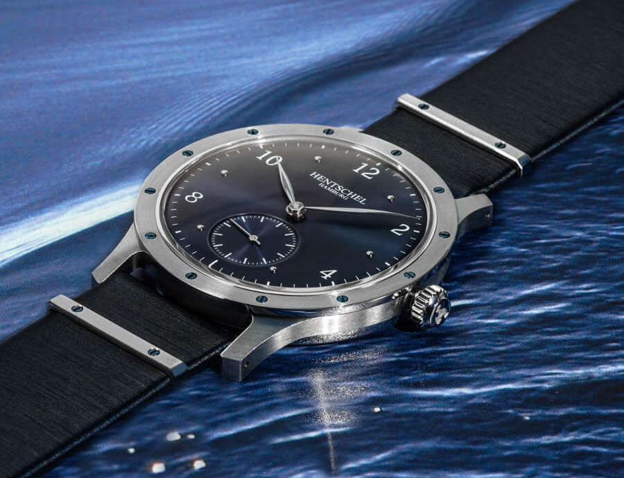 Hentschel H2 Atlantis Platinum Watch Review
