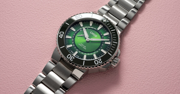 Oris Hangang Limited Edition (Price, Pictures and Specifications)
