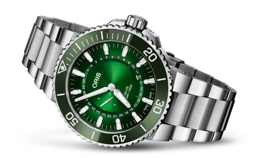 The New Oris Hangang Limited Edition