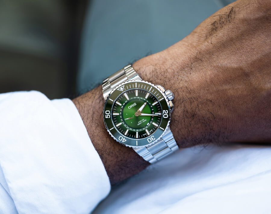 Oris Hangang Limited Edition Watch Review
