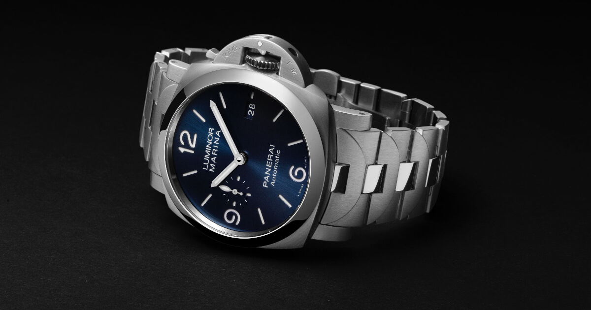 Panerai Luminor Marina Specchio Blu – 44 MM PAM01316 (Price, Pictures and Specifications)