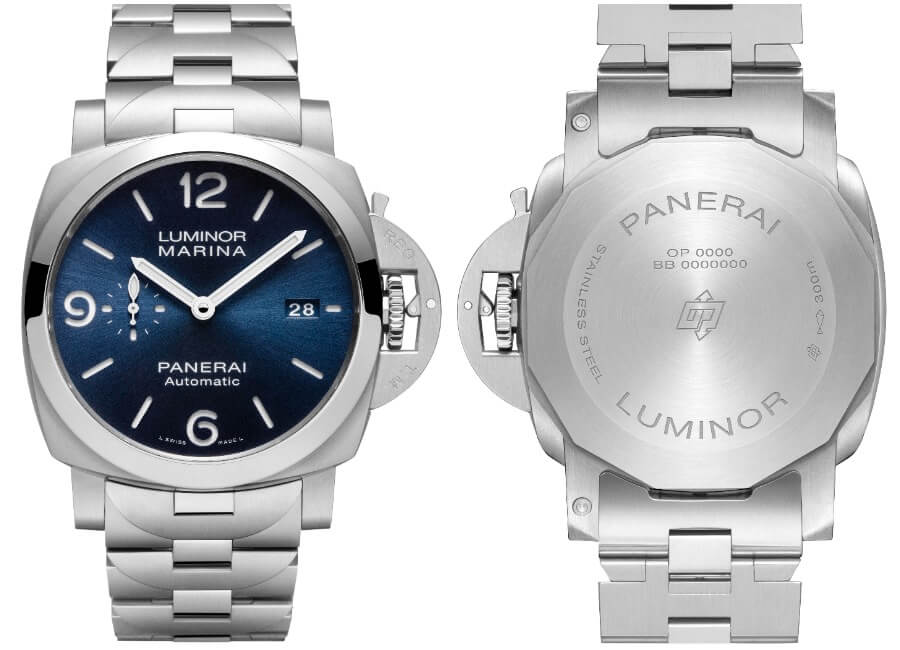 Panerai Luminor Marina Specchio Blu – 44 MM PAM01316 Watch Review