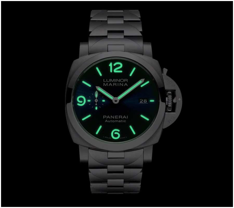 Panerai Luminor Marina Specchio Blu – 44 MM PAM01316 SuperLumiNova