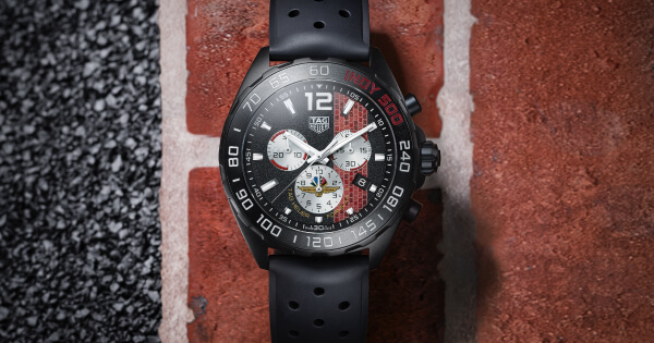 TAG Heuer Formula 1 43 mm Indy 500 2020 Special Edition (Price, Pictures and Specifications)