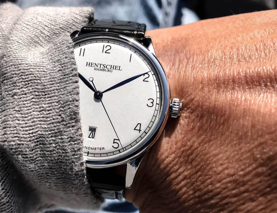Hentschel H1 Chronometer Automatic Watch Review