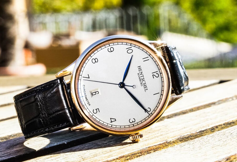 The New Hentschel H1 Chronometer Automatic