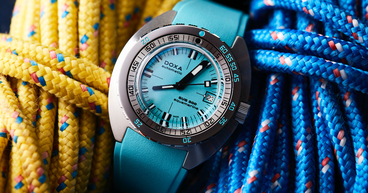 Doxa Stainless Steel SUB 300 COSC (Price, Pictures and Specifications)