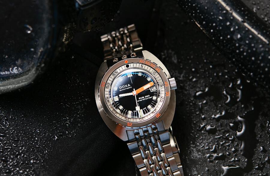Vintage Doxa Sub Watch