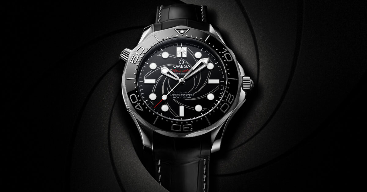 Omega Seamaster Diver 300M James Bond Platinum-Gold Numbered Edition (Price, Pictures and Specifications)
