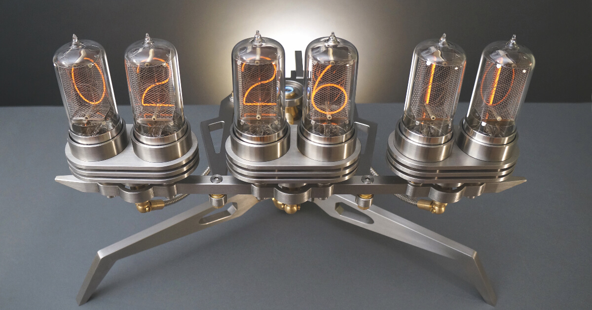 Nixie Machine III (Price, Pictures and Specifications)