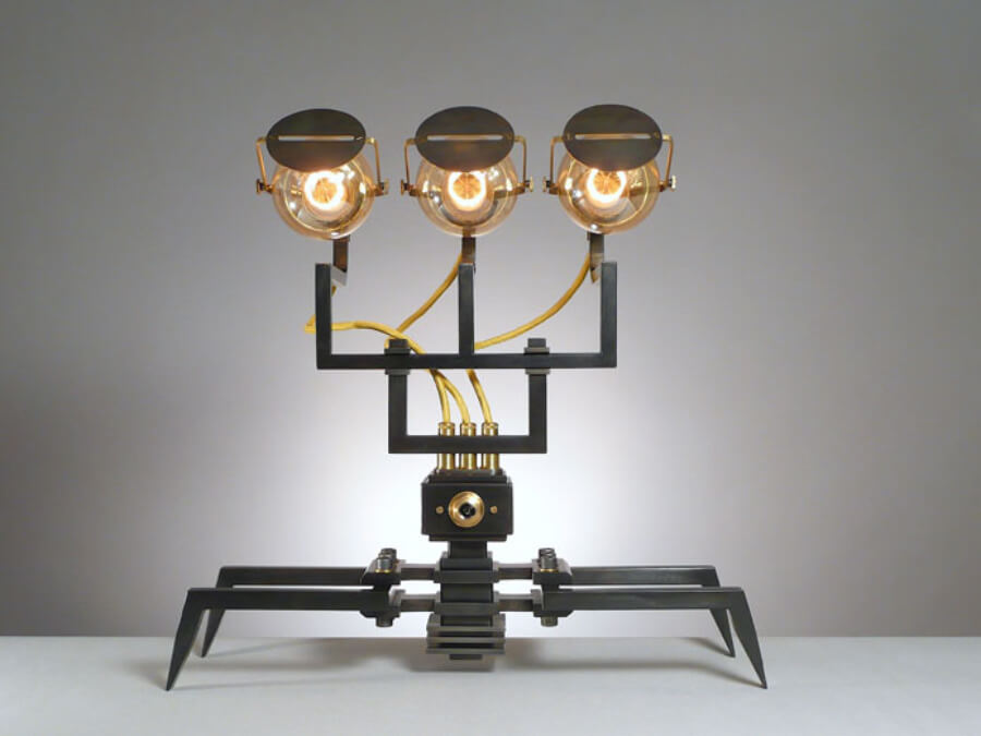 Buchwald's Machine Lights